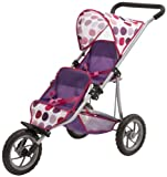 Mamas and Papas Double Decker Pram in Sugar Spot
