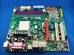 ECS Micro ATX Motherboard HT2000 MCP61PM-AM rev:1.0A AMD AM2 Socket