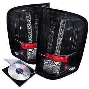 rxmotor 2007 2009 chevrolet silverado tail. Black Bedroom Furniture Sets. Home Design Ideas