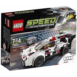 LEGO SPEED CHAMPIONS: Audi R18 e-tron Quatro 75872
