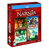 Chronicles Of Narnia  - The Lion, The Witch And The Wardrobe/Prince Caspian [Blu-ray]by Georgie Henley