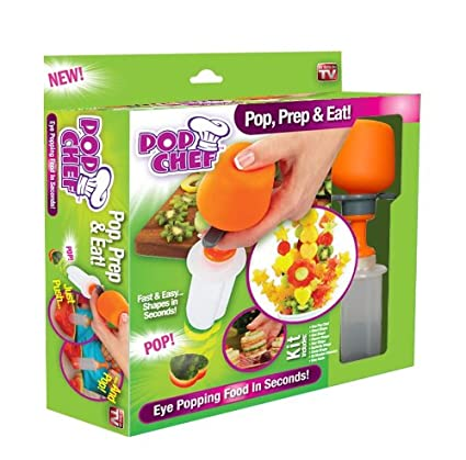 Pop Chef- 10 Piece Kit