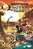 img - for Mickey Mouse on Quandomai Island book / textbook / text book