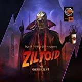 Ziltoid the Omniscient CD+CDE by Devin Townsend [Music CD]