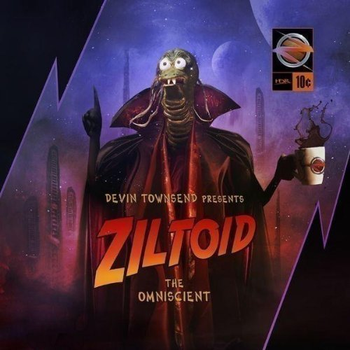 Presents: Ziltoid the Omniscient (Special Ed.) by Devin Townsend (2007-06-05)