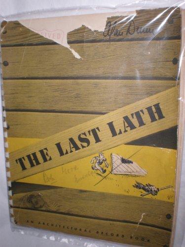 The Last Lath.