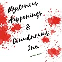 Mysterious Happenings and Conundrums, Inc. Audiobook by Austin Miller Narrated by Barbara Benjamin-Creel