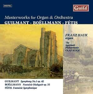 Masterworks - Organ & Orchestra