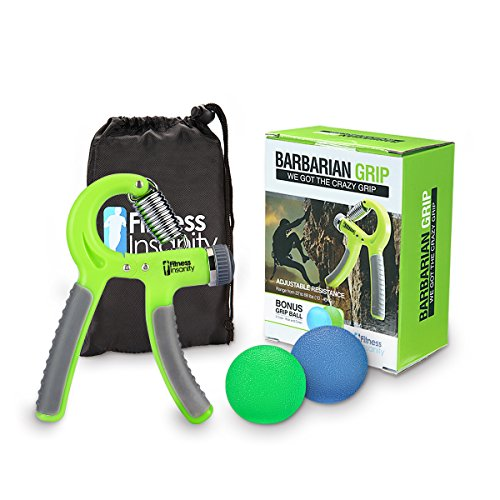 hand-grip-strengthener-free-two-therapy-squeeze-balls-waterproof-carrying-case-exercise-guide-best-f