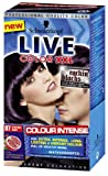 Schwarzkopf LIVE Color XXL Rockin Blacks 97 Glam Rock Black