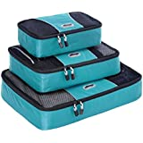 eBags Packing Cubes - 3pc Set