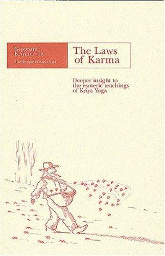 The Laws of Karma Deeper Insight to the Esoteric Teachings of Kriya Yoga092952425X : image