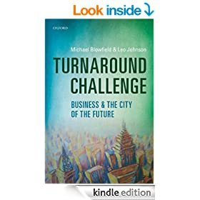 Turnaround Challenge: Business and the City of the Future