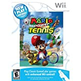 Mario Power Tennis - Wiiby Nintendo
