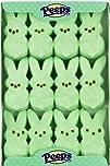 Marshmallow Peeps Green Easter Bunnies 12ct.