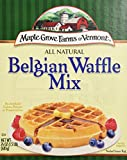 Maple Grove Farms B74253 Maple Grove Belgian Waffle Mix -6x24 Oz