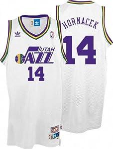 NBA adidas Utah Jazz Jeff Hornacek Soul Swingman Jersey by adidas