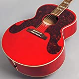 Gibson Custom Shop J-180 CHERRY エレアコギター (ギブソン カスタムショップ)アウトレット