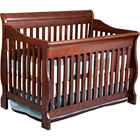 Delta Childrens Products Canton 4 in 1 Convertible Crib: Baby