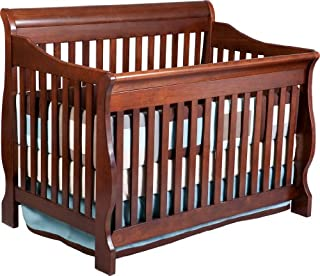 Delta Canton 4-in-1 Convertible Crib, Cherry