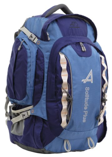 B00G0LQR32 ALPS Mountaineering Solitude Plus Daypack, Blue