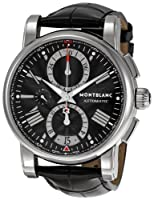 Montblanc Men's 102377 Star Chronograph Watch from Montblanc