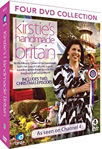 Kirstie Allsopp: Kirstie's Handmade Britain - Series One [DVD]