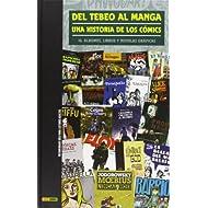 Del tebeo al manga 10 - una historia de los comics 10 - revistas de aventuras y de comics para adultos