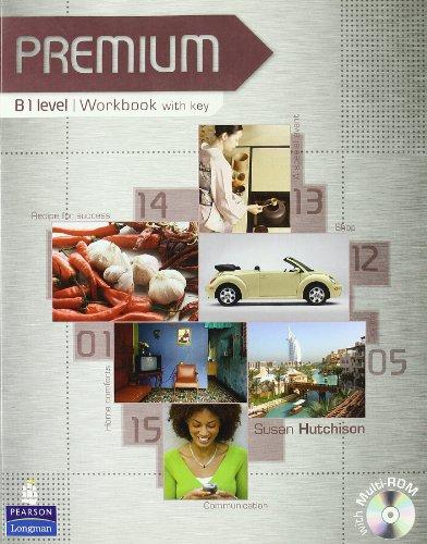 Premium B1 Level Workbook with key/CD-ROM Pack: Level B1