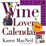 The Wine Lovers Page-A-Day Calendar 2009