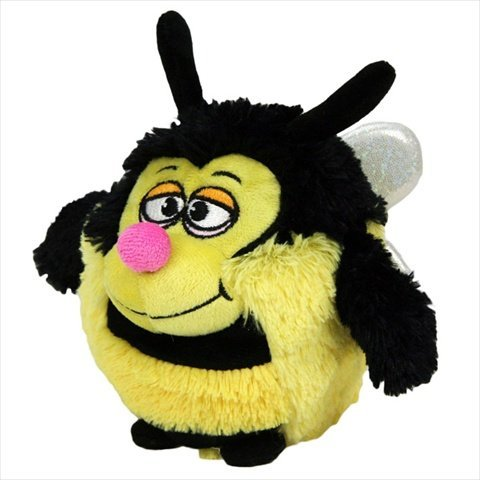 Gravity Jack 86023 Mushabellies Buzzie Bee With A 3D Ar App