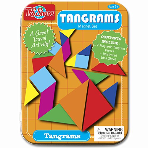 Tangrams Mini Tin Magnet Set