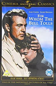 For Whom The Bell Tolls [DVD]