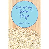 """Quick and Easy Quinoa Recipes: Quinoa Cookbook - Quinoa Recipes (Quick and Easy Cooking Series) (Kindle Edition)By Hannie P. Scott        Buy new: $0.00        First tagged """"cooking"""" by momo"""