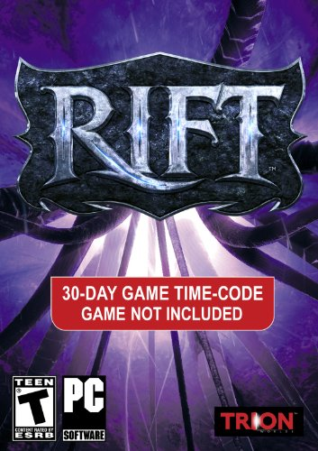 Rift 30 Day Game Time Card [Online Game Code]