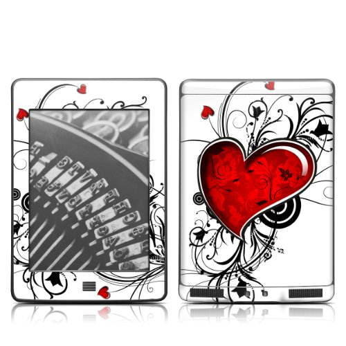 Decalgirl Kindle Touch Skin -  My Heart (does