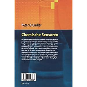 Chemische Sensoren: Eine Einführung für Naturwissenschaftler und Ingenieure (German Edit