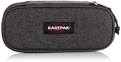 Eastpak Astuccio OVAL, 5 x 22 x 9 cm, Black Denim