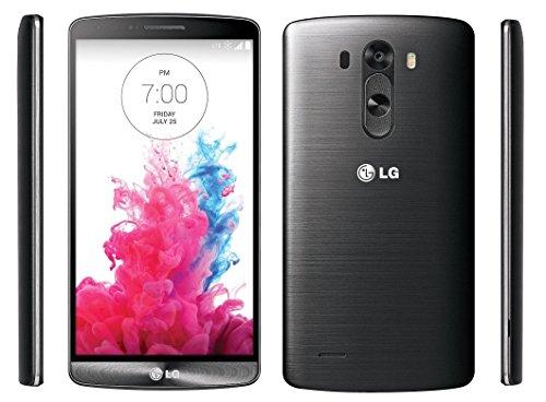 LG G3 VS985 32GB Verizon Wireless CDMA + GSM 4G LTE Smartphone w/ 13MP Camera - Black (Certified Refurbished) (Lg Smartphone Unlocked Gsm compare prices)