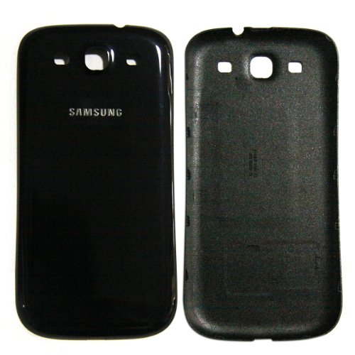 Battery Door Housing Back Cover Case For Samsung Galaxy S3 Iii I9300 T999 L710 I747 I535 Black