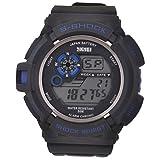 Handcuffs SKMEI Mulitfunctional BL Digital Sports Watch