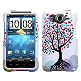 Snap-On Protector Hard Case Cover for HTC Inspire 4G - Love Tree