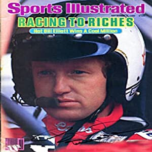 Bill Elliott Autographed Signed Sports Illustrated Magazine - September 9 1985 by Hollywood Collectibles