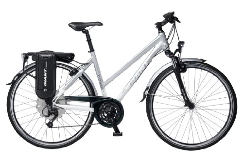 Giant E Bike Aspiro Hybrid 1 Women STA white/silver