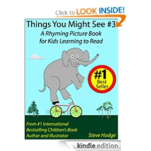 Follow the Author                                        Similar authors to follow                                        Things You Might See #3: A Rhyming Picture Book for Kids Learning to Read                                                                                                                        Kindle Edition