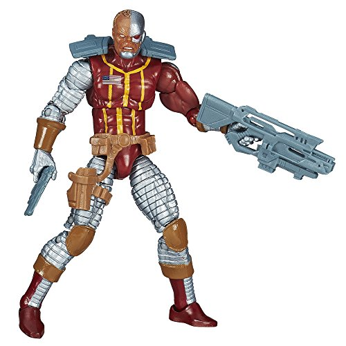 Marvel Avengers Infinite Series Deathlok Figure, 3.75""