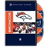 NFL Greatest Games Series: Denver Broncos Greatest Games