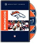 NFL Greatest Gamesenver Bronco