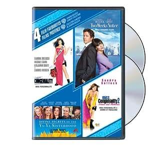 4 Film Favorites: Sandra Bullock (4FF) (Sous-titres franais) (Bilingual)