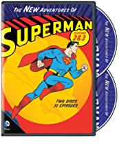 New Adventures of Superman-Seasons 2 & 3 DVD